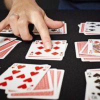 Гадание на игральных картах – Есть ли у меня соперница – 1 карта